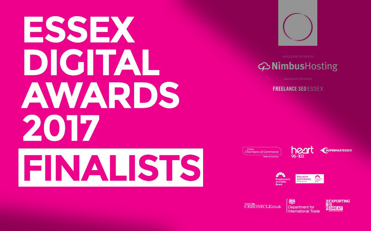 MC+Co Finalists again at the Essex Digital Awards