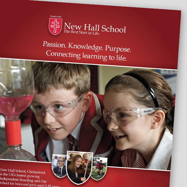 Marketing and Branding for New Hall School